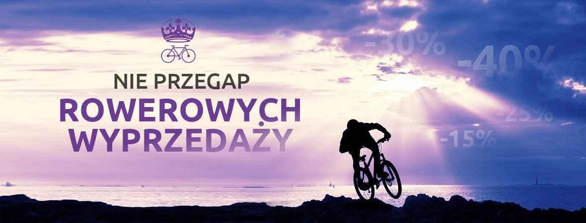 Rowery - wyprzedaż w BikeSalon.pl