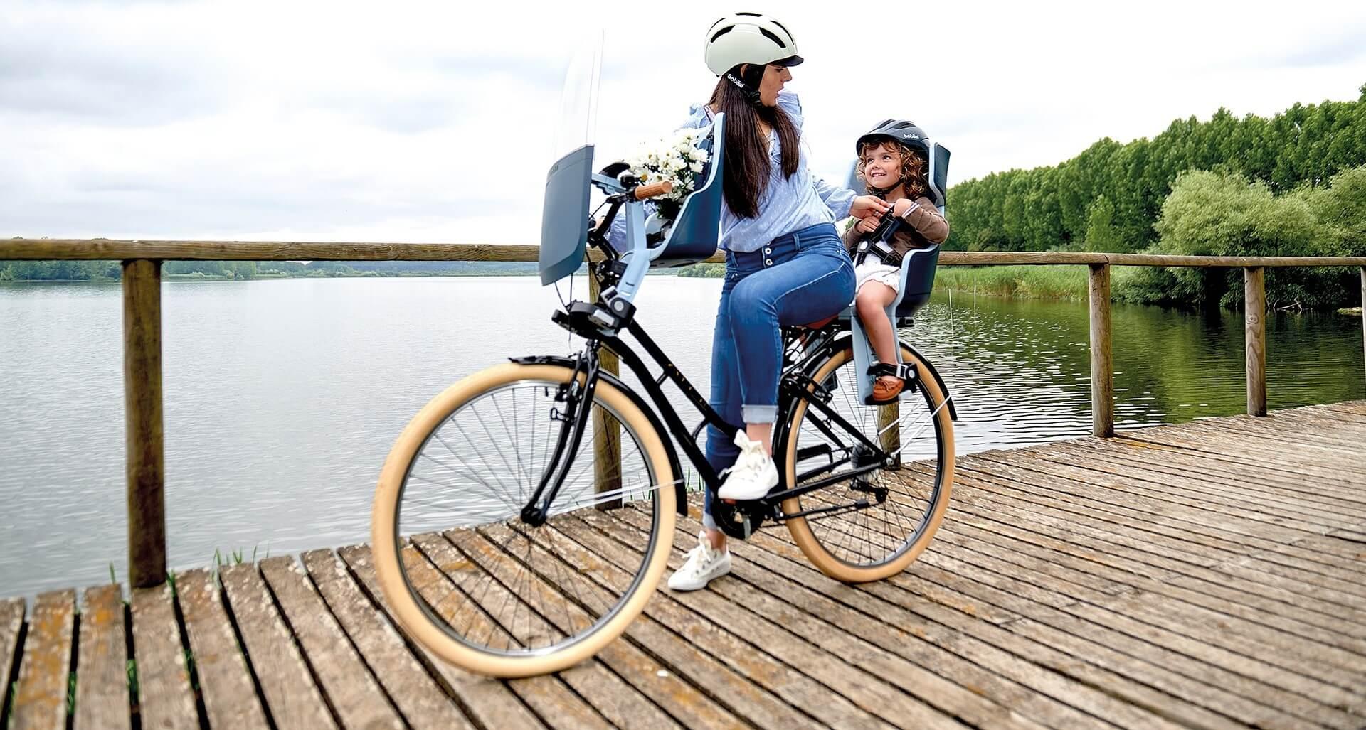 Kupujemy fotelik rowerowy, czyli wybierz się w podróż z maluchem