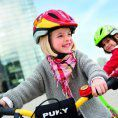 Jak odpowiednio dobrać kask rowerowy dla dziecka?