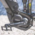 Rowery elektryczne na podstawie Yamaha