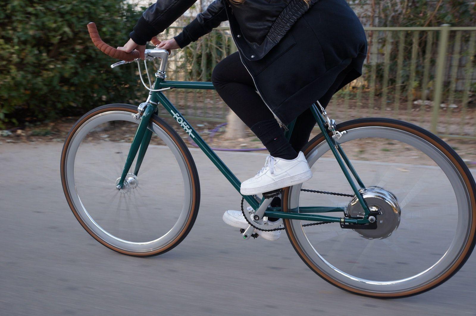 Napęd elektryczny do roweru, czyli zrób to sam