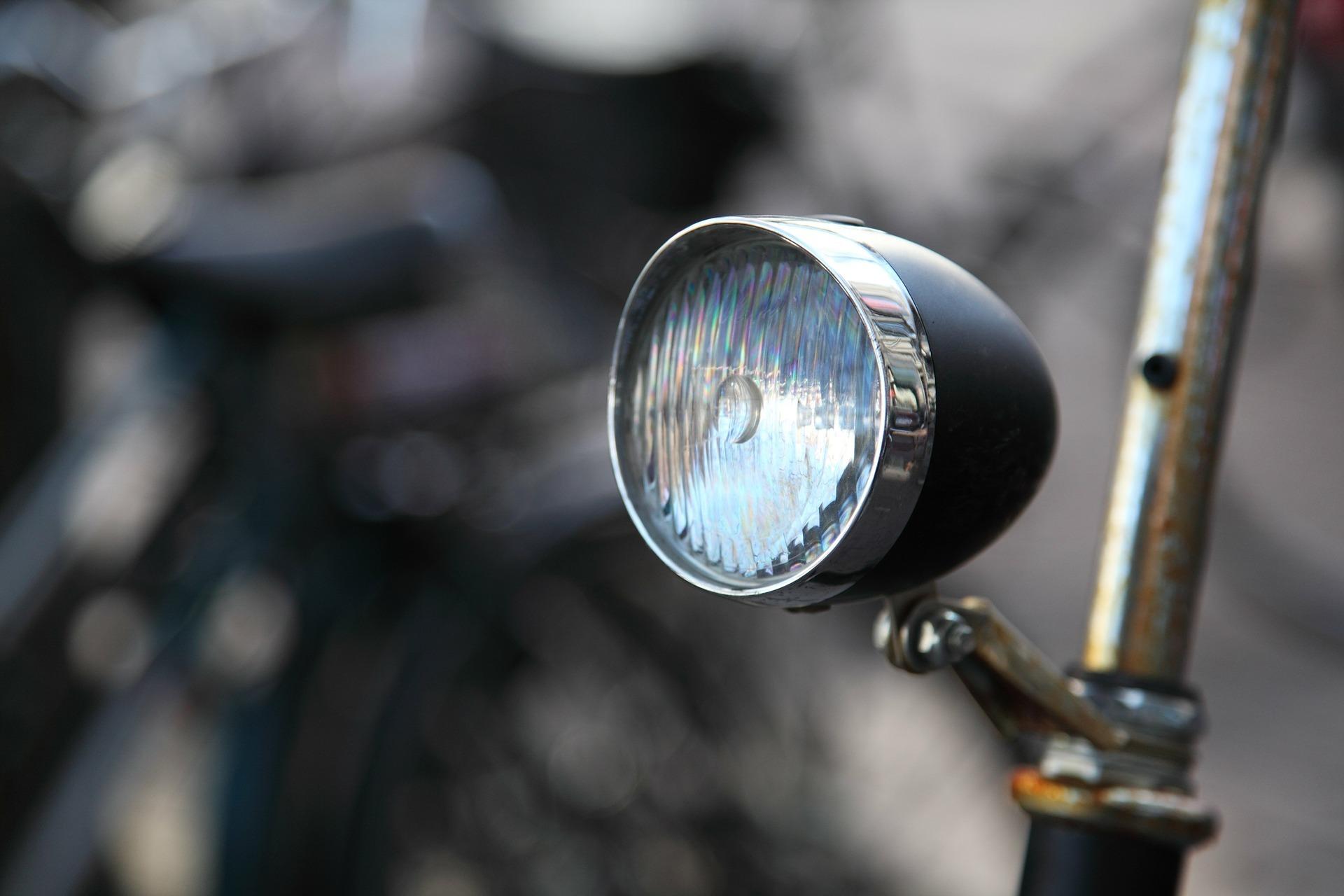 Oświetlenie rowerowe: lepsza widoczność, większe bezpieczeństwo