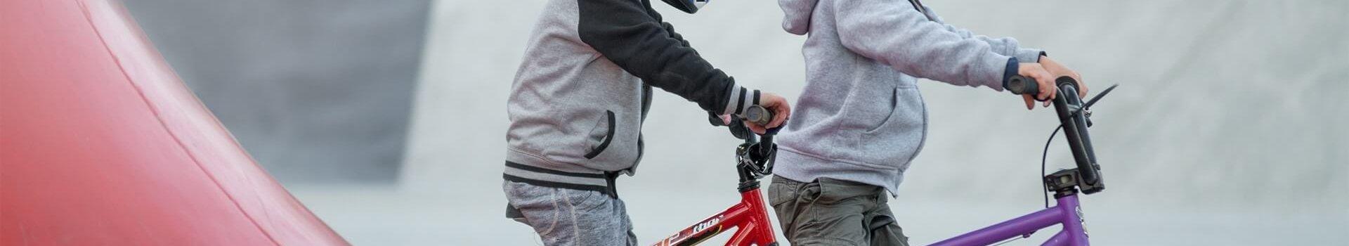 BikeSalon poleca- kaski rowerowe dla dzieci