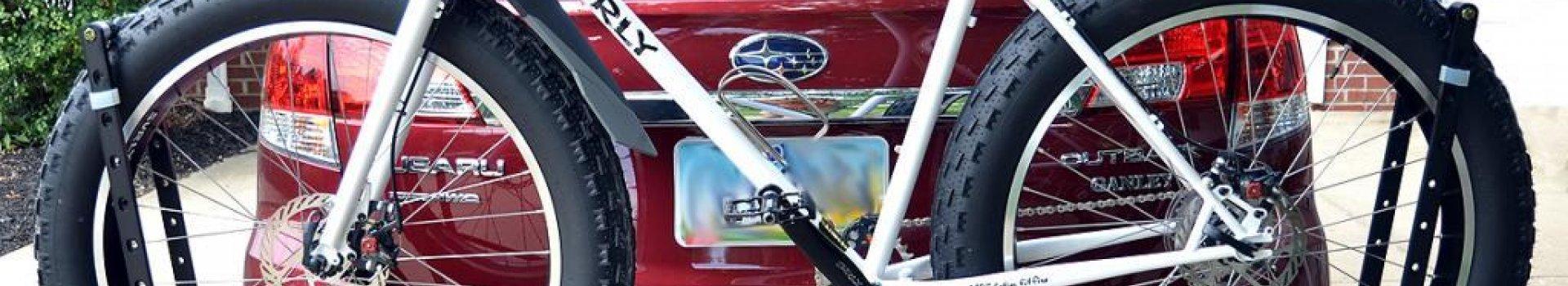 Przewożenie rowerów na haku samochodowym - nareszcie zgodne z przepisami