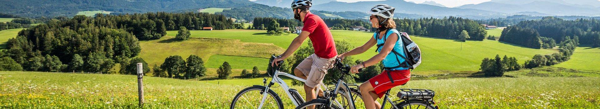 Rowery elektryczne sezonu 2017 – co oferują nam Ecobike, KTM, Corratec oraz Haibike