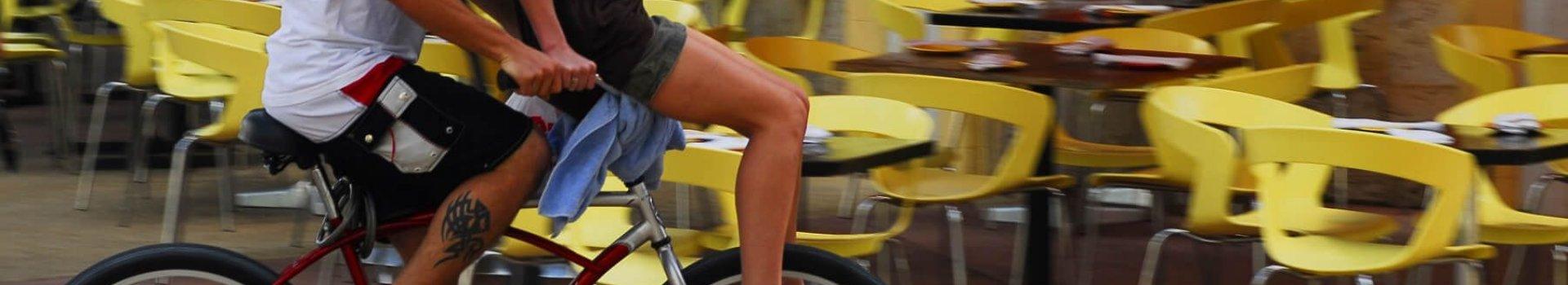 Rowery miejskie, czyli jak zastąpić auto na krótkich dystansach