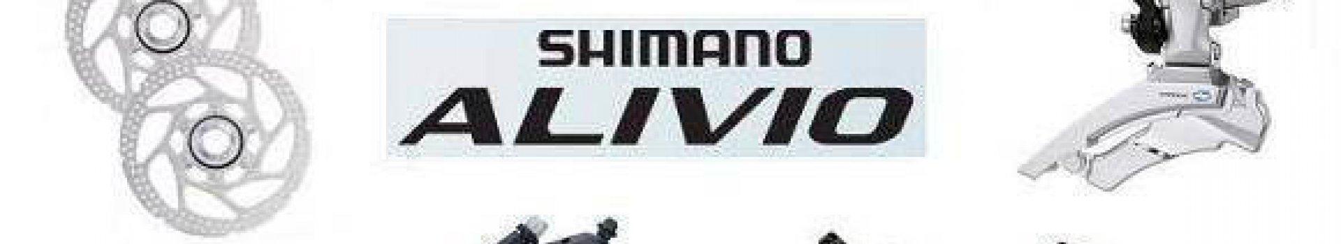 Nowości Shimano 2015 - grupy Alivio i Tourney