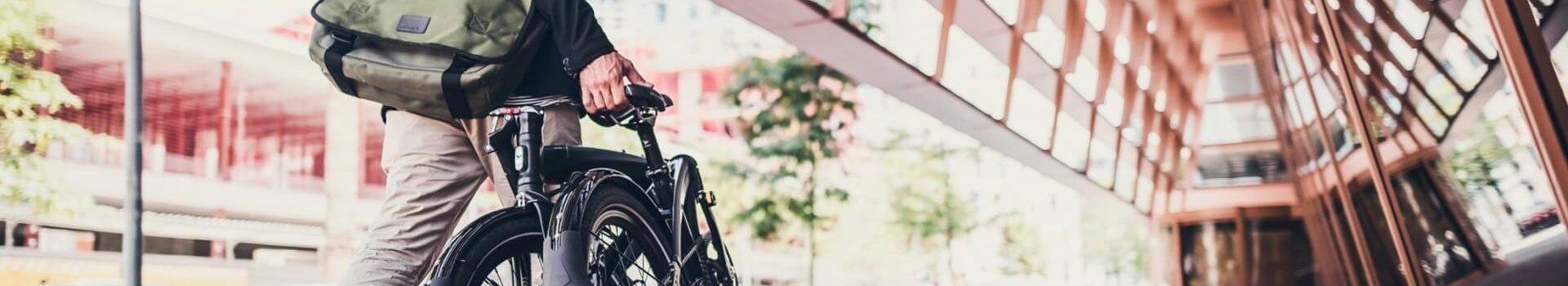 Jakie korzyści zapewniają składane rowery elektryczne?