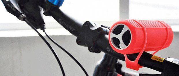 Głośnik Bluetooth, który uprzyjemni Ci rowerowe podróże