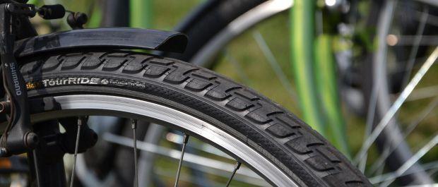 Rodzaje opon rowerowych