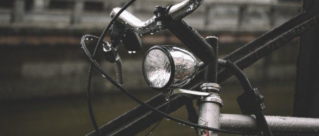 Oświetlenie rowerowe do miasta i na trasę