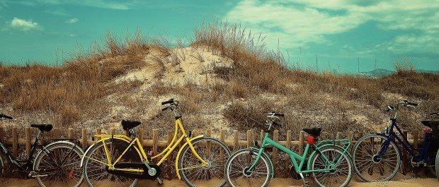 Podróżowanie rowerem - część trzecia