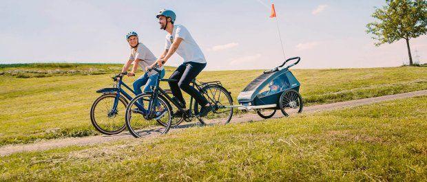 Przyczepki rowerowe, które zapewnią Ci dodatkowe miejsce i komfort jazdy