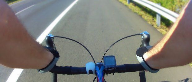Rękawiczki rowerowe, które ułatwią Ci długie podróże