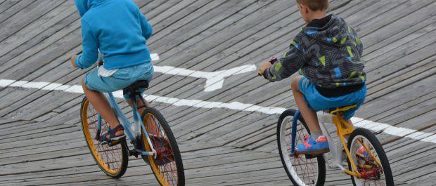 Wybieramy rowerek dla dziecka
