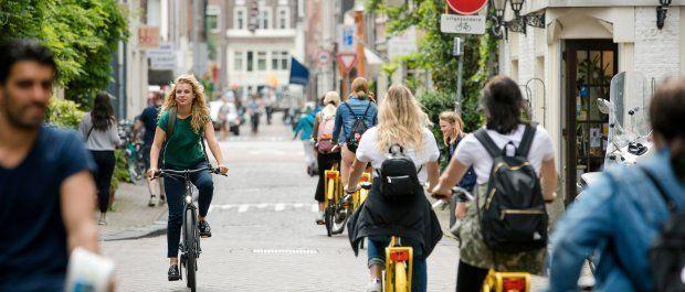 Rower zamiast samochodu jako pojazd na co dzień