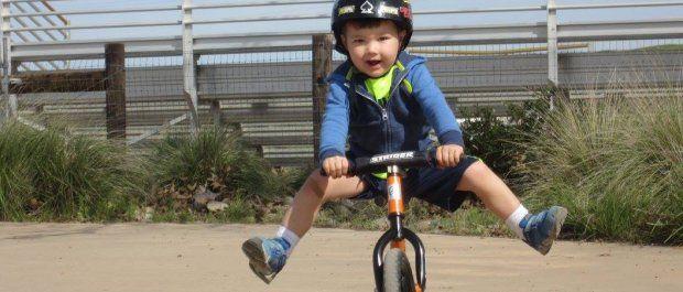 Czym należy się kierować wybierając rowerek dla dziecka?