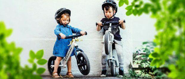 Rowerki biegowe Strider