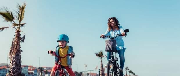 Zalety korzystania z rowerków biegowych