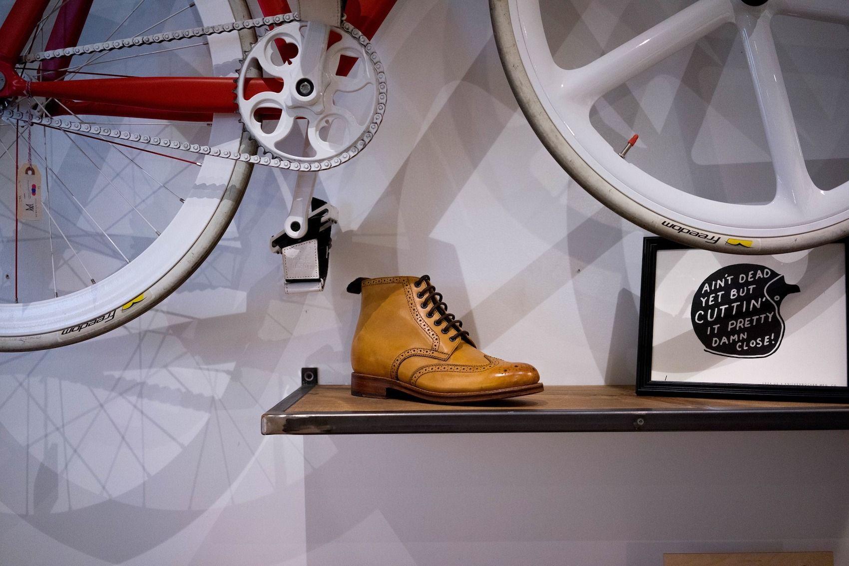 Wieszak na rower - zapewnij bezpieczeństwo, oszczędzając cenne miejsce