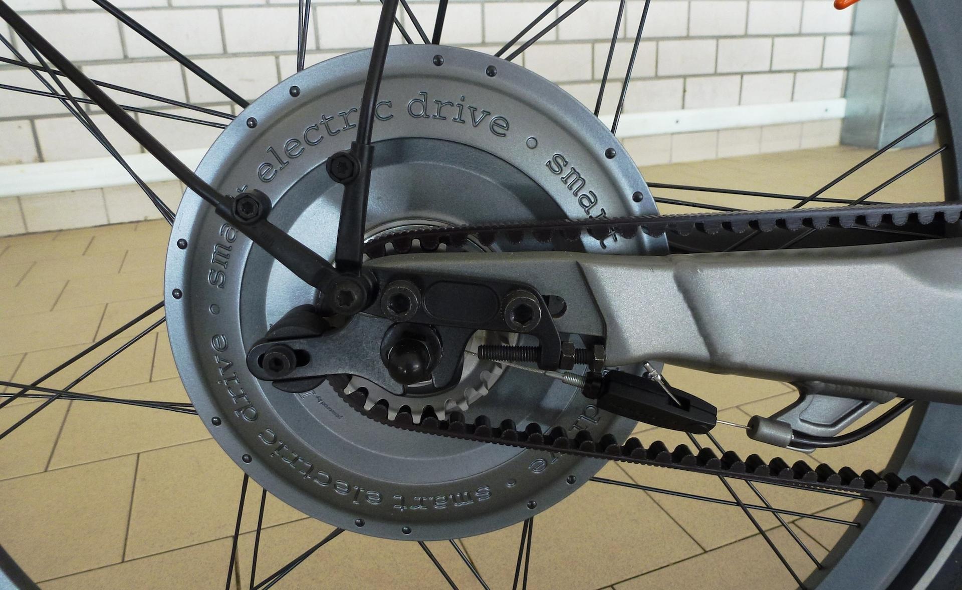 Zakup silnika do roweru