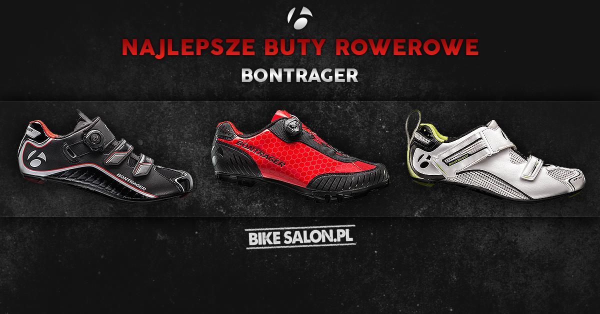 Najlepsze buty rowerowe: Bontrager