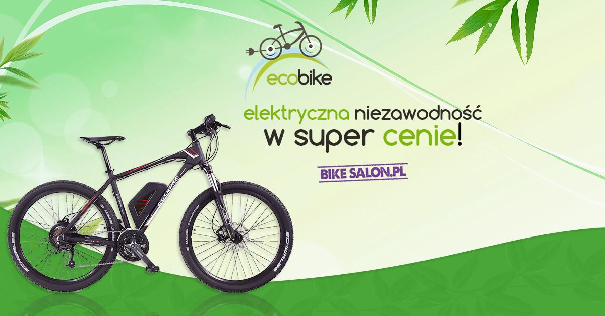 EcoBike: doskonała jakość i świetna cena