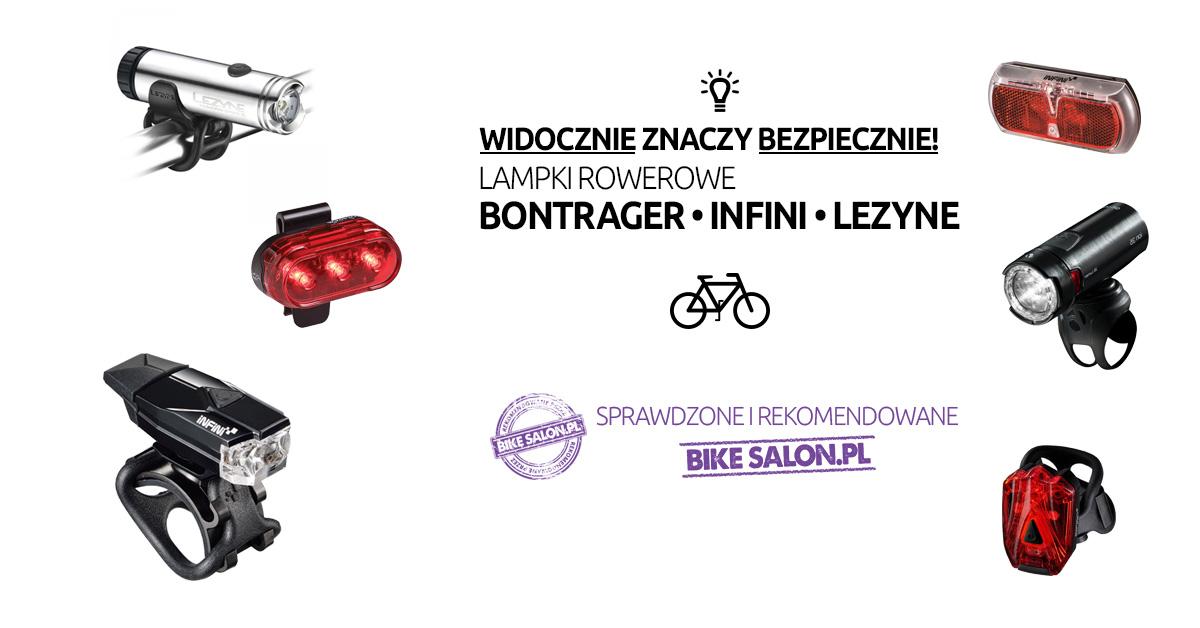 Lampki rowerowe: zapewnij sobie bezpieczeństwo na drodze!