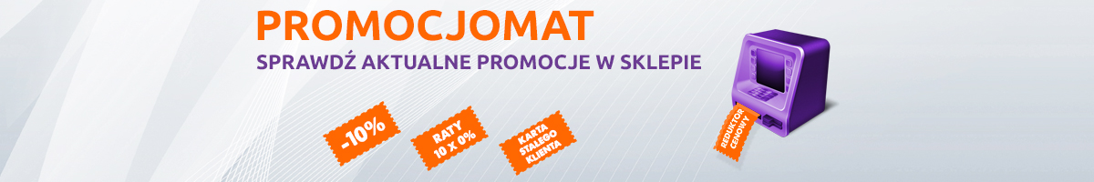 PROMOCJOMAT - wszystkie aktualne promocje na BikeSalon.pl w jednym miejscu!