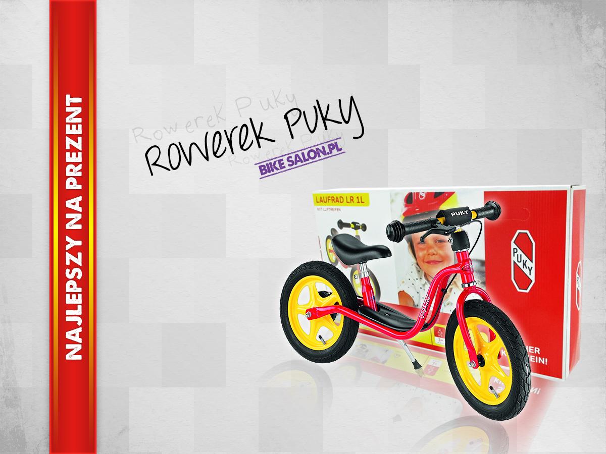 Pomysł na prezent: rowerki Puky