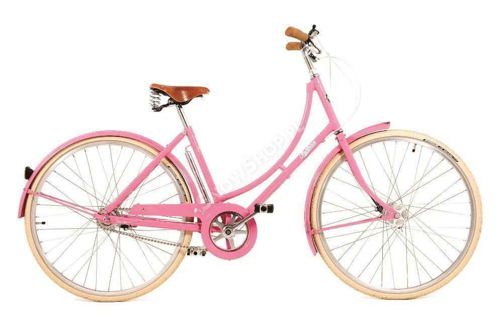 Rower Pashley Poppy Blush Pink