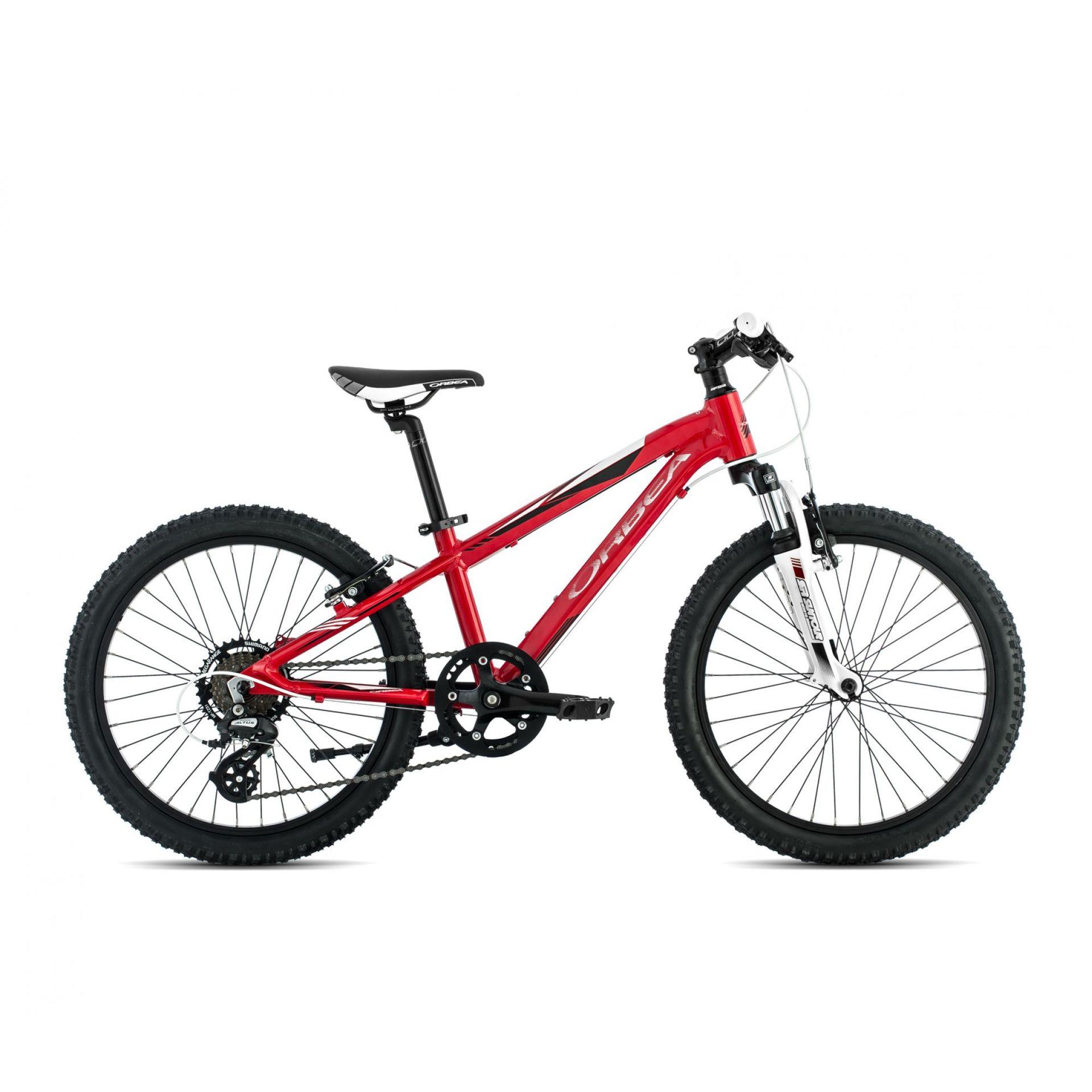 Rower Orbea MX 20 XC czerwony