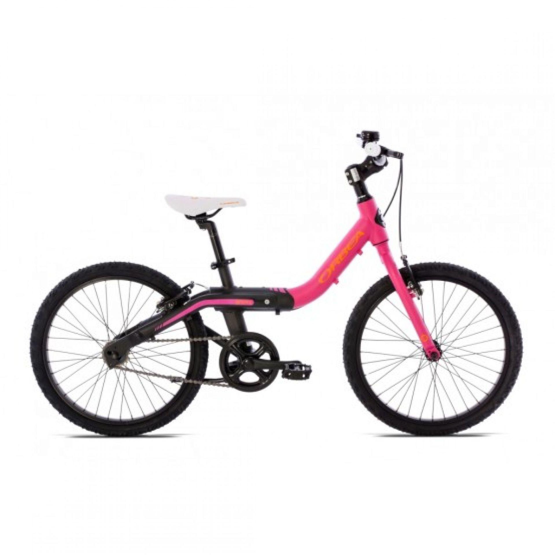Rower Orbea Grow 2 czarny|różowy