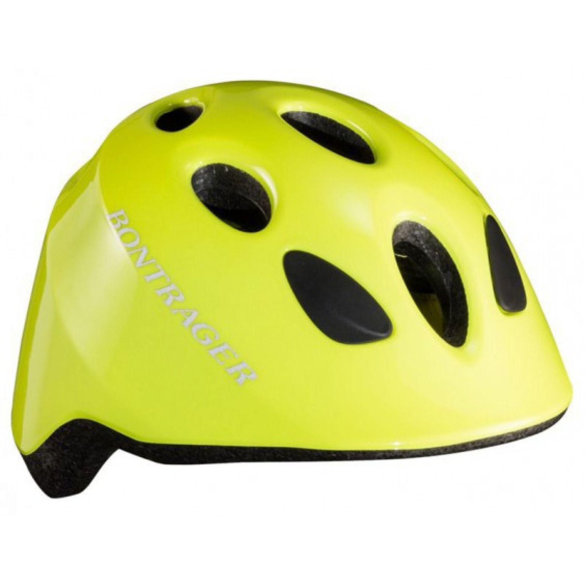 Kask rowerowy Bontrager Little dipper żółty