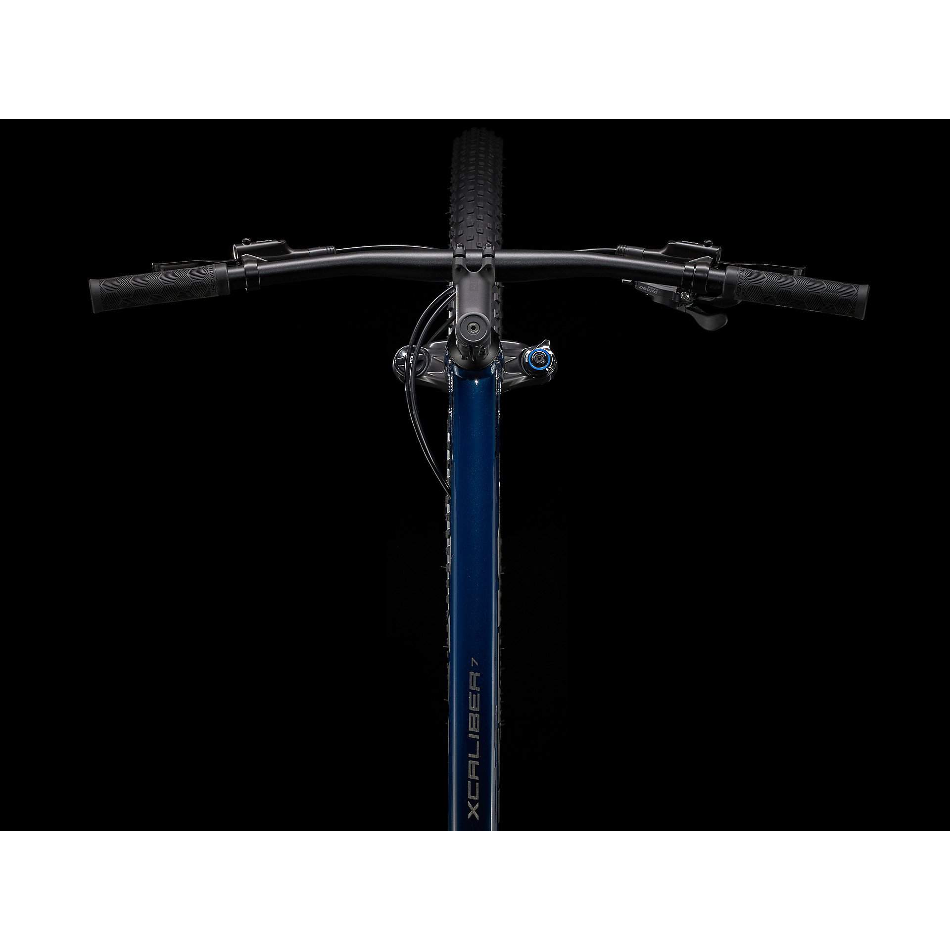 ROWER TREK X-CALIBER 7 MULSANNE BLUE ANTHRACITE 92
