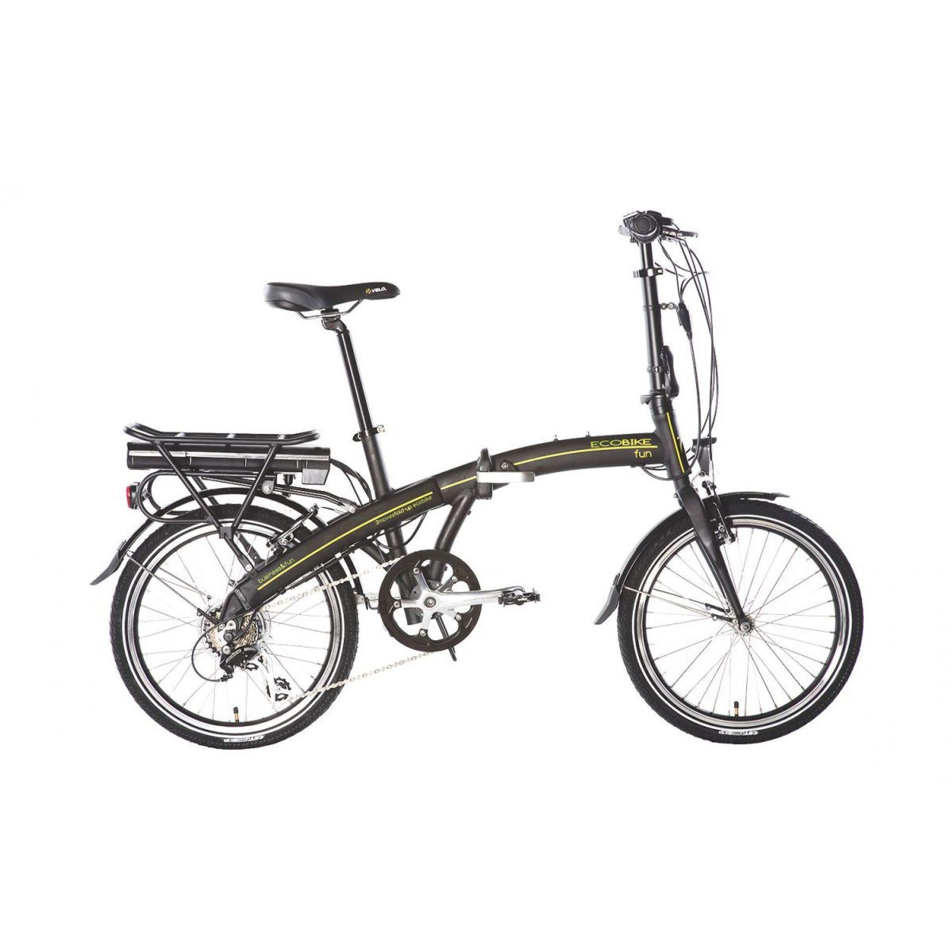 Rower elektryczny EcoBike Fun