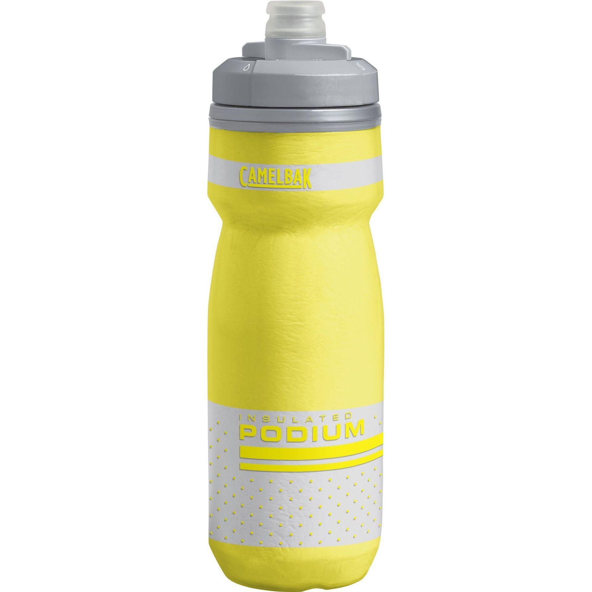 BIDON ROWEROWY CAMELBAK PODIUM CHILL 21OZ REFLECTIVE YELLOW