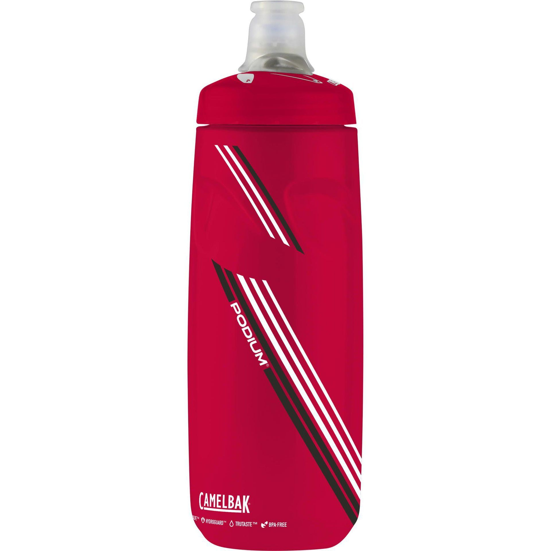BIDON ROWEROWY CAMELBAK PODIUM RALLY RED
