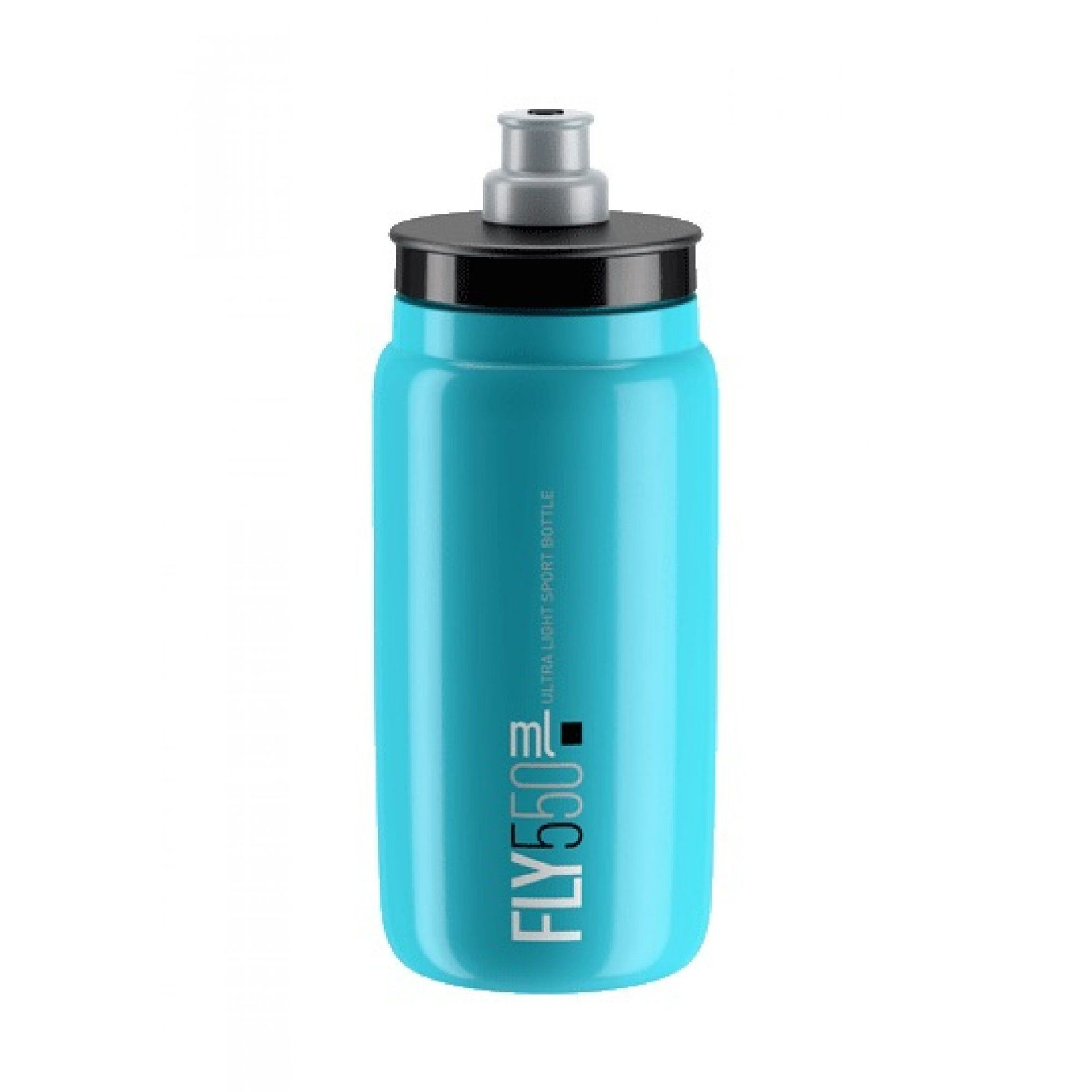 BIDON ROWEROWY ELITE FLY ELITE 550ML BLUE BLACK