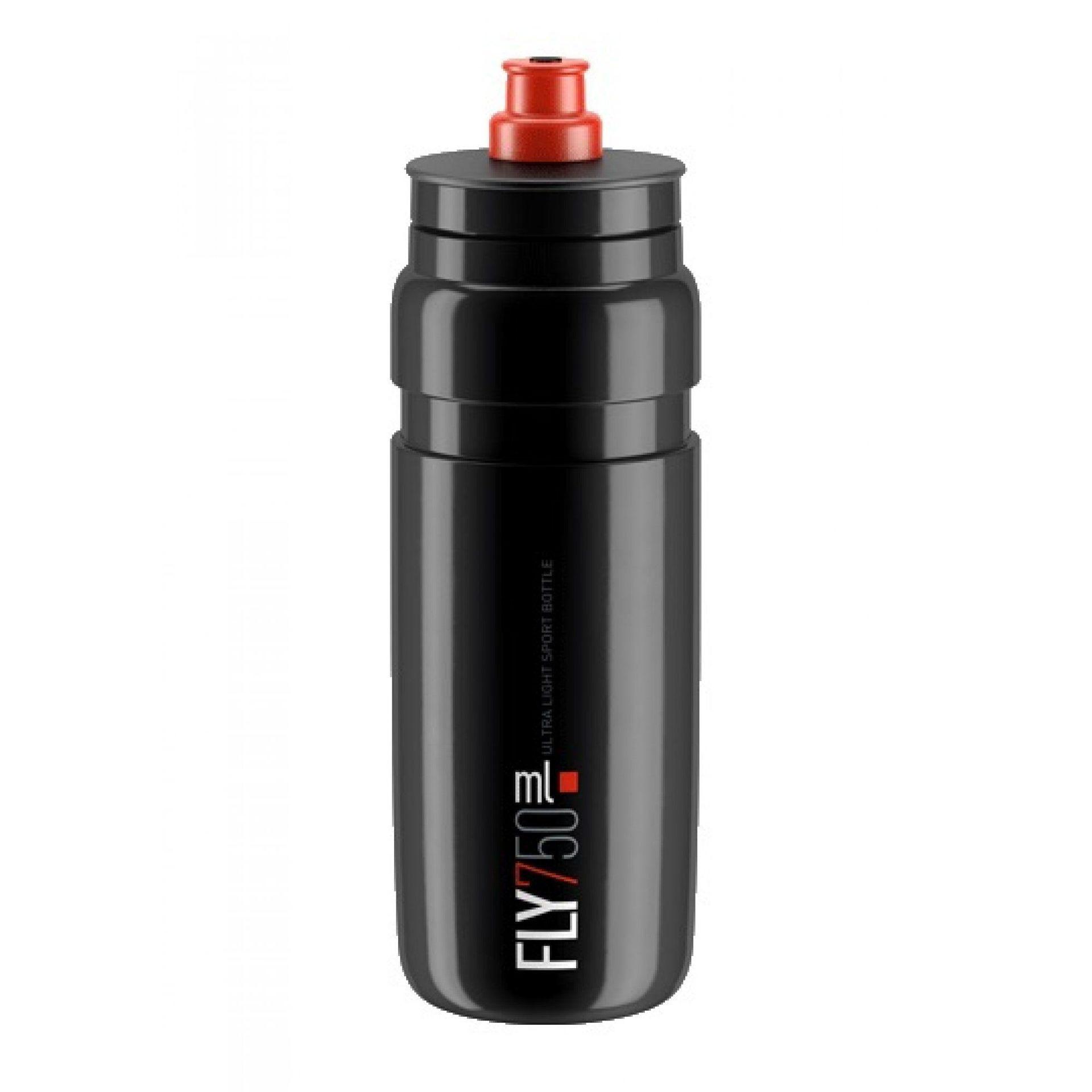 BIDON ROWEROWY ELITE FLY ELITE 750ML BLACK RED