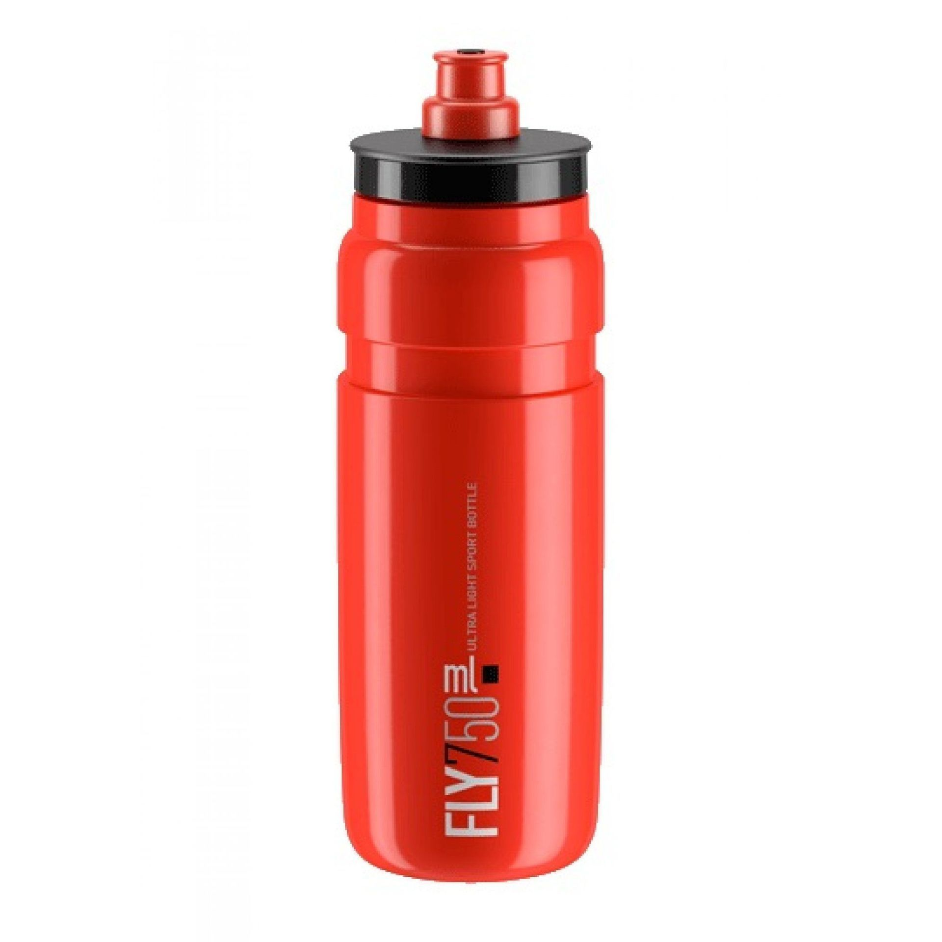 BIDON ROWEROWY ELITE FLY ELITE 750ML RED BLACK