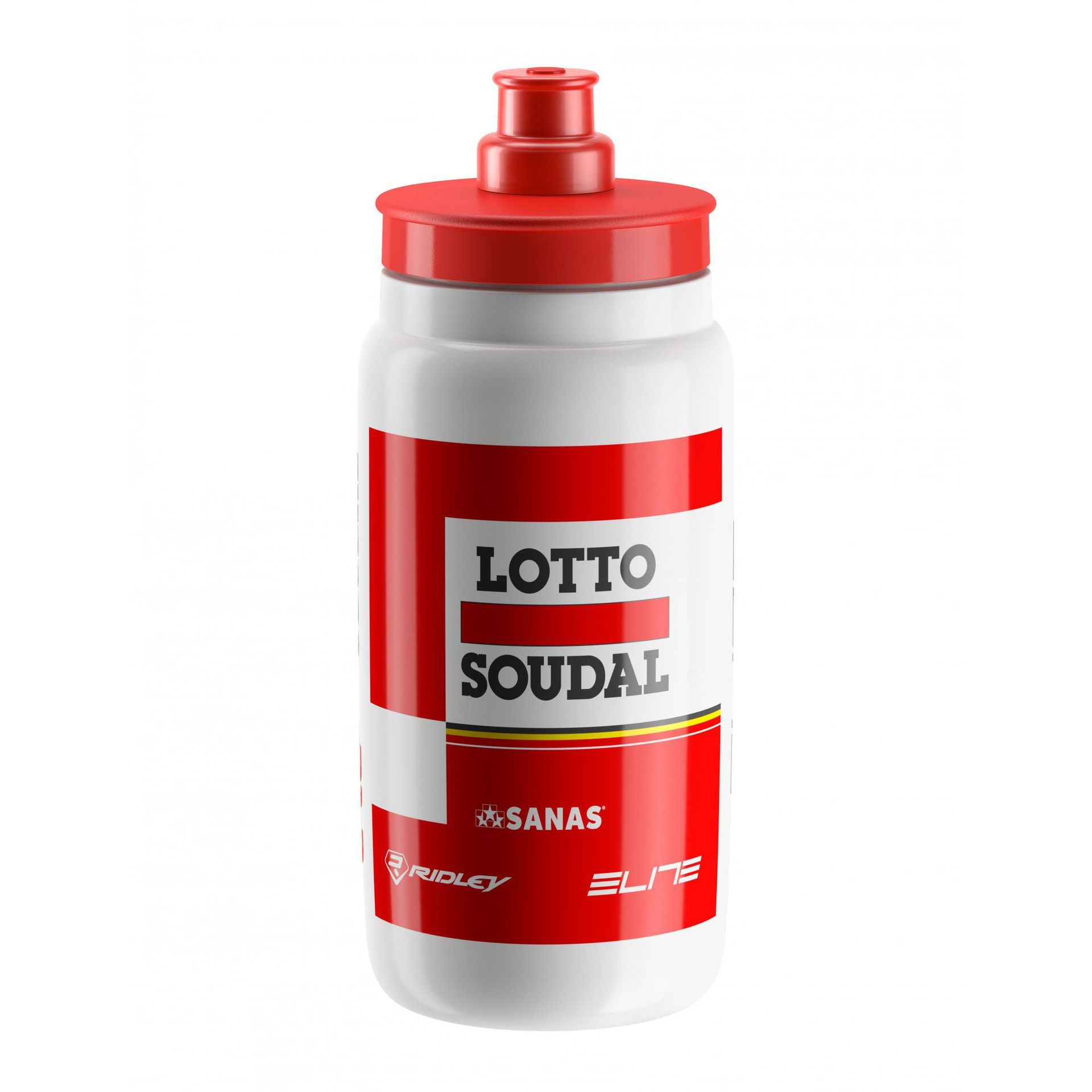 BIDON ROWEROWY ELITE FLY TEAM LOTTO SOUDAL 550