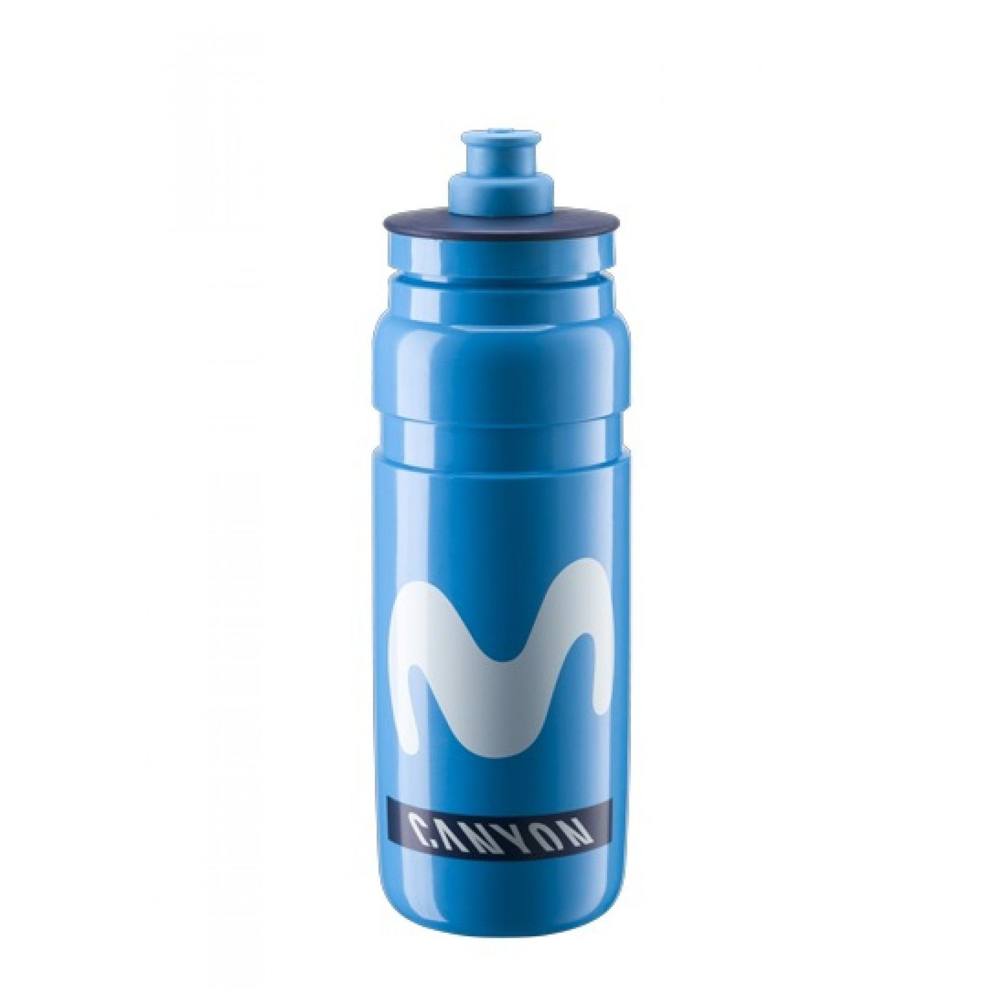 BIDON ROWEROWY ELITE FLY TEAMS 750ML MOVISTAR