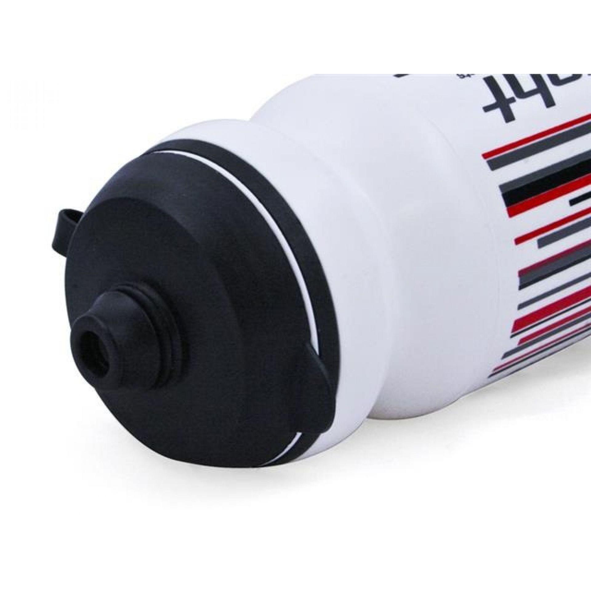 Bidon Boplight Z20 biały|czerwony