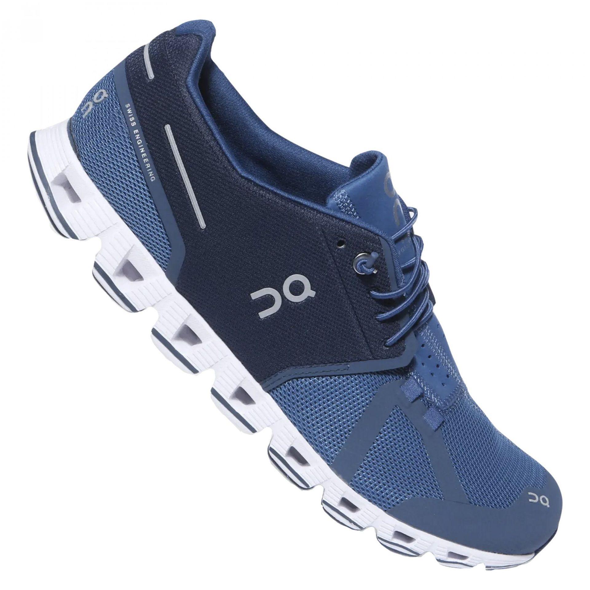 BUTY DO BIEGANIA ON RUNNING CLOUD M BLUE|DENIM 1