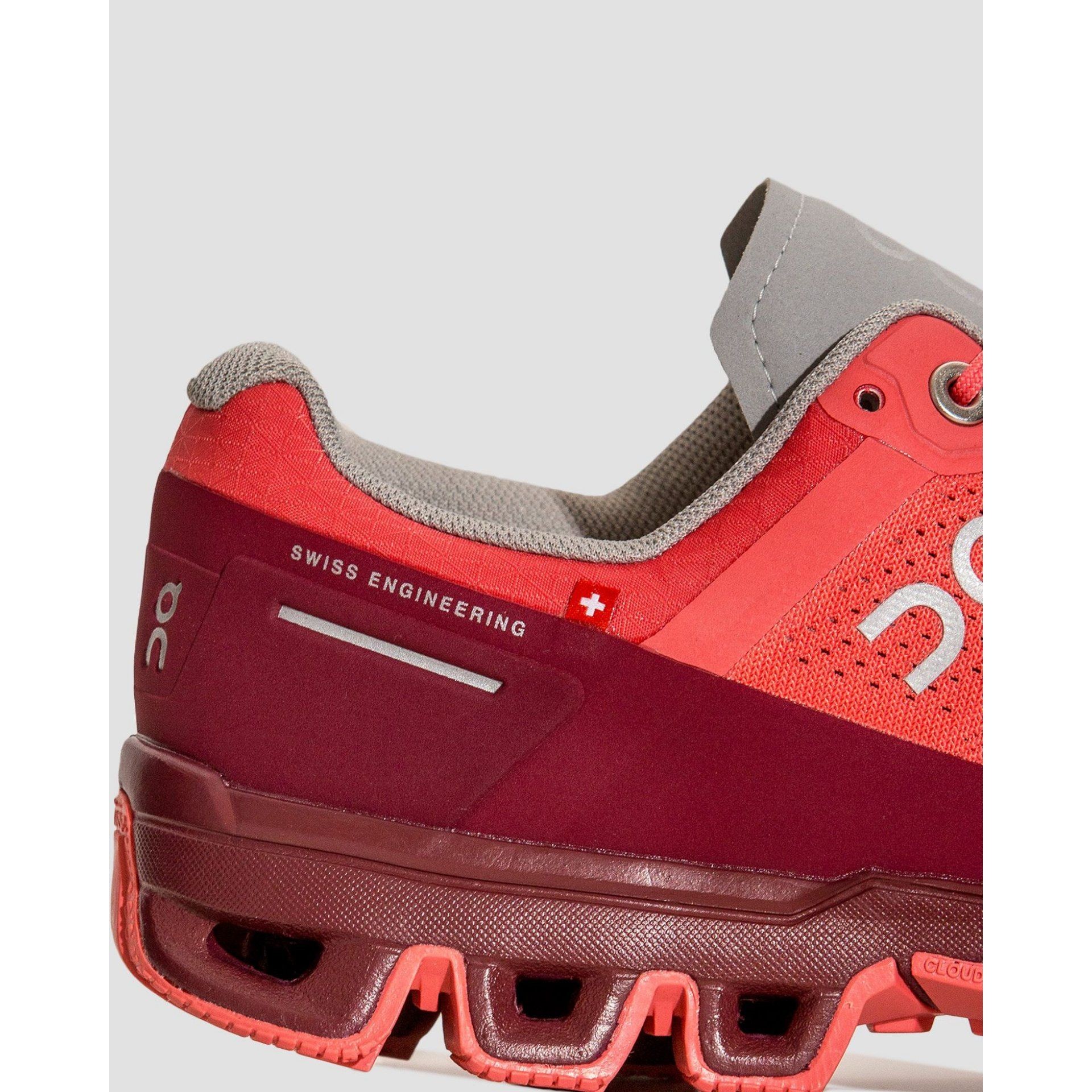 BUTY DO BIEGANIA ON RUNNING CLOUDVENTURE W CORAL|MULBERRY 7