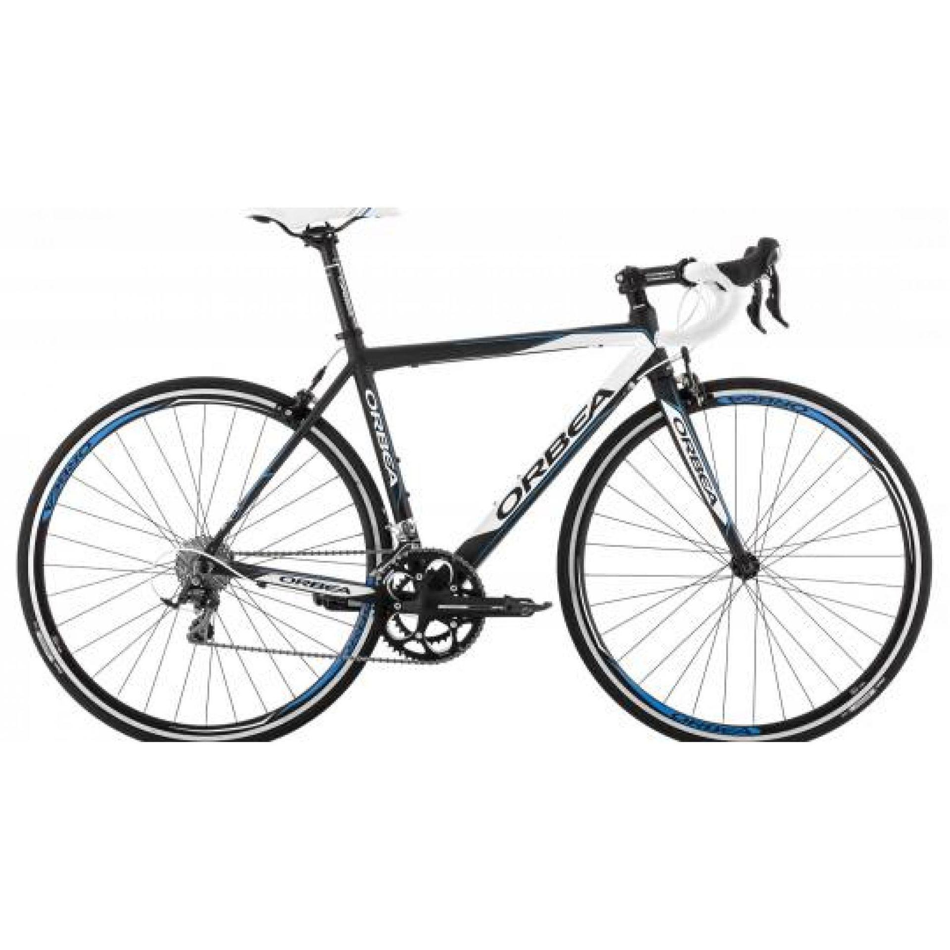 Rower Orbea Aqua 50 niebieski czarny