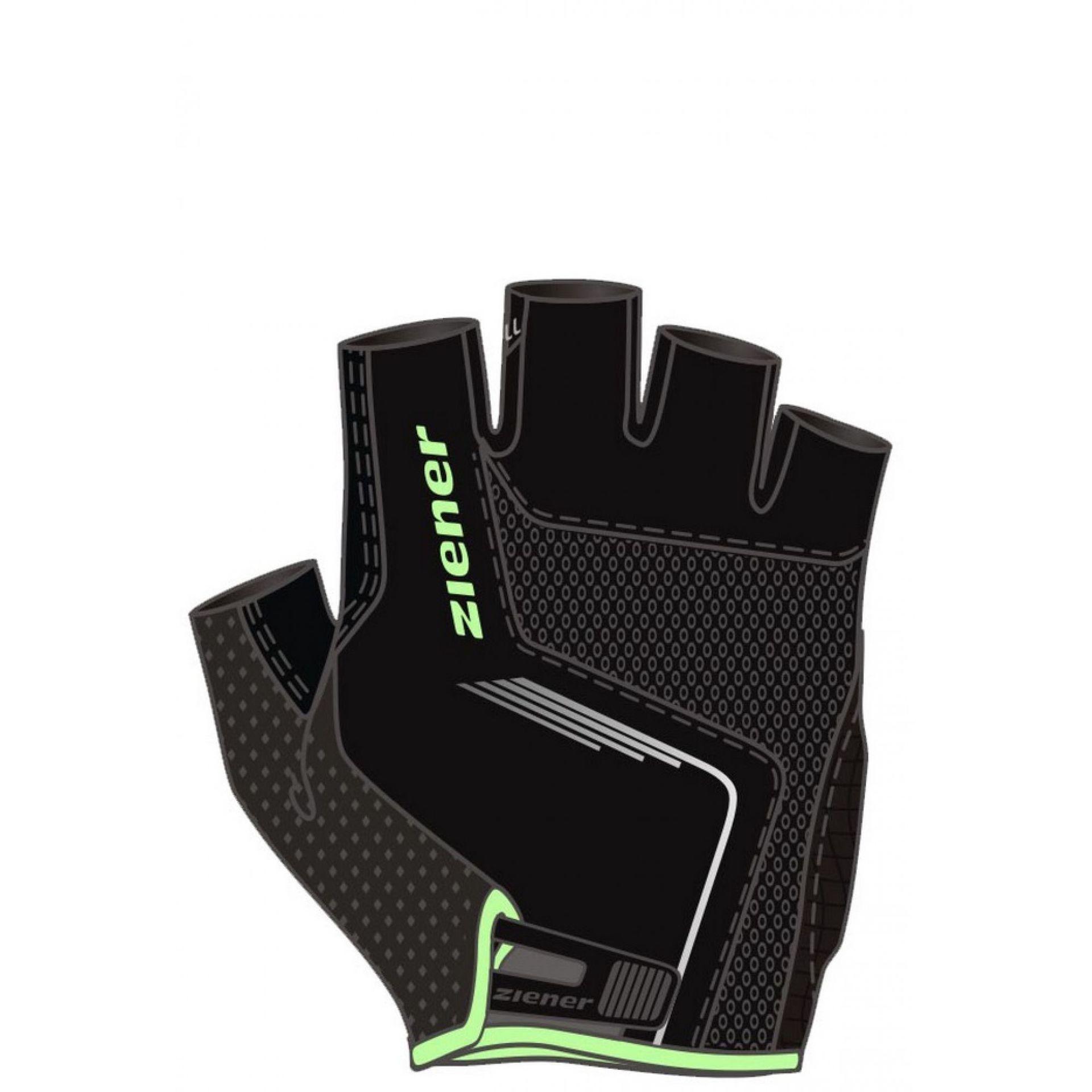 Rękawiczki rowerowe Ziener Cavel