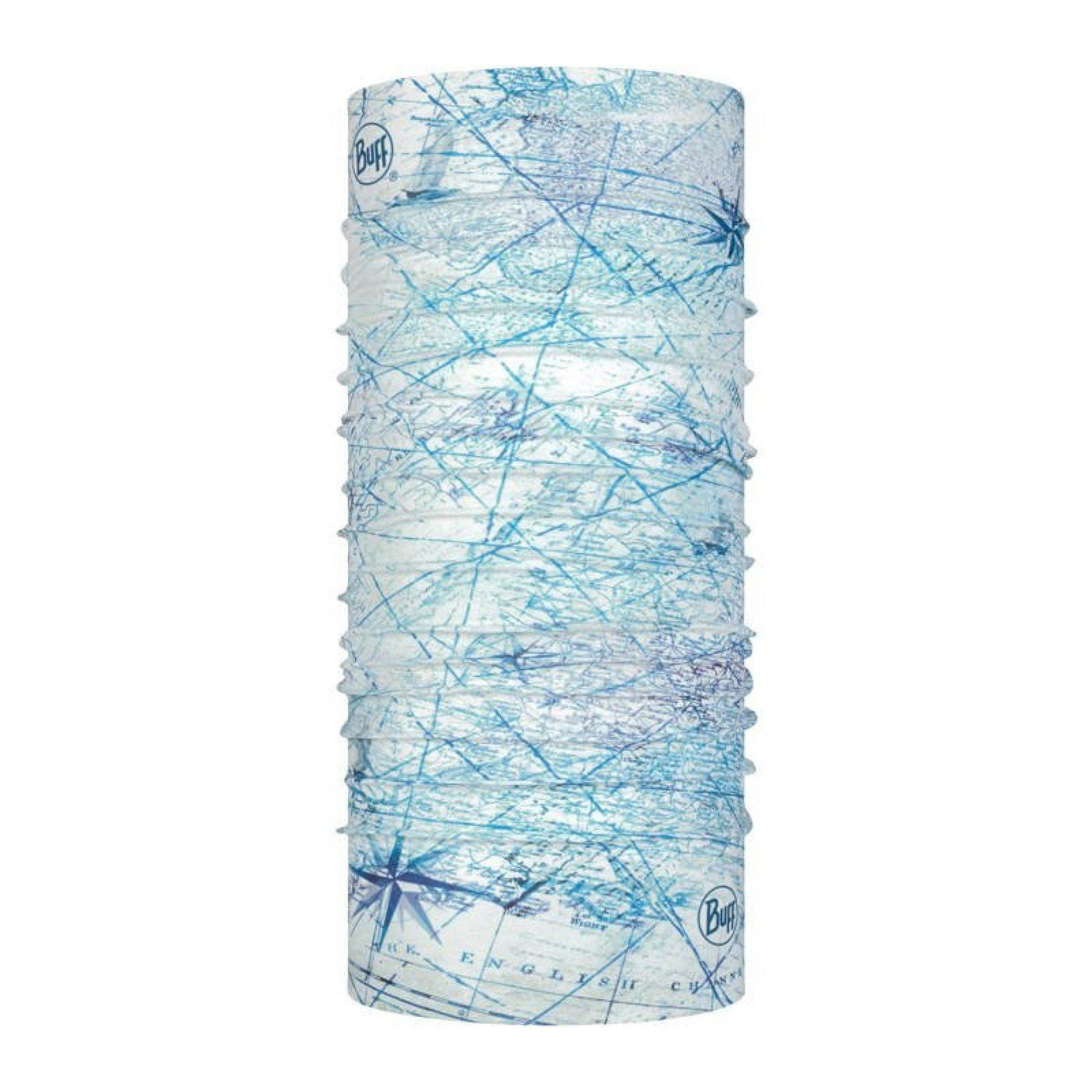 CHUSTA BUFF ORIGINAL NAUTICAL S-MAP BLUE