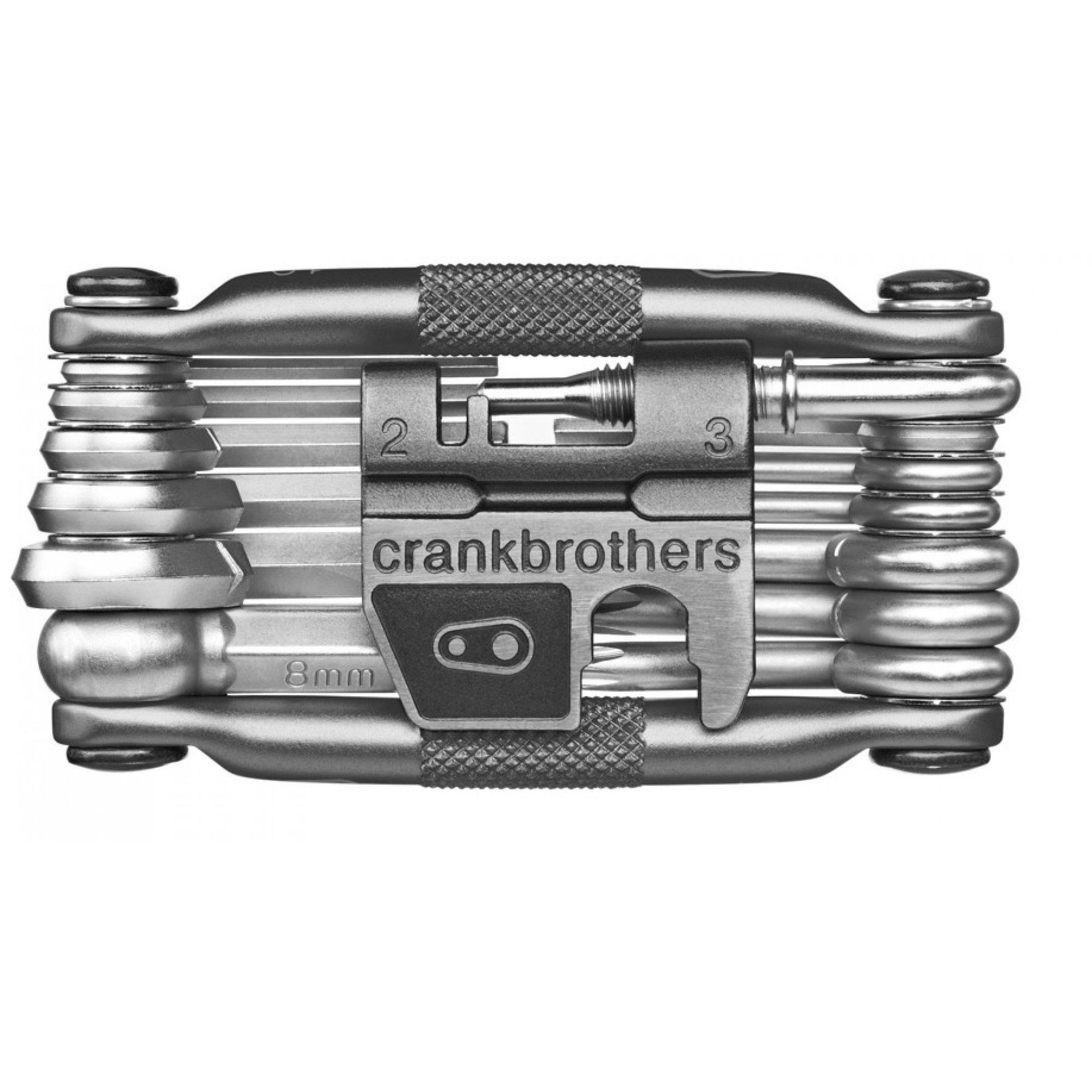 CRANK BROTHERS MULTI 19  GREY